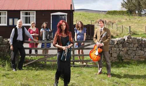 Interview: Kathryn Tickell - Northumbrian Voices